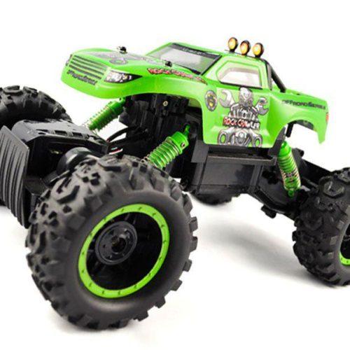 RC Monster Truck NQD Rock Crawler 112 Monster Truck Allradantrieb (Green)