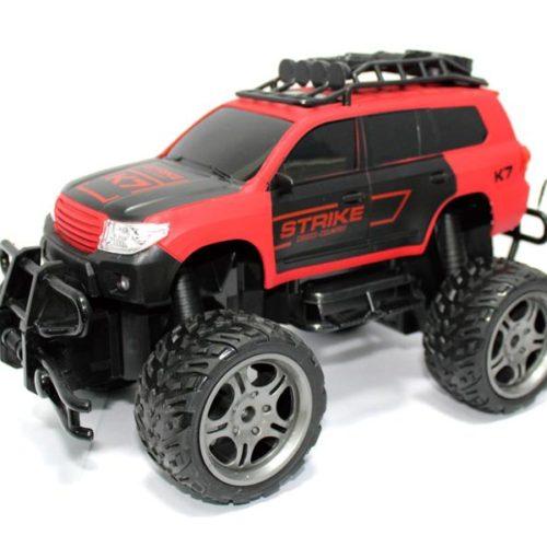 RC Monster Truck PHANTOM Strike 116 4-Channel (red-black)