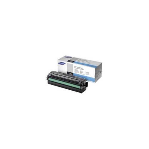 Samsung Tonerpatrone - CLT-C506L - cyan CLT-C506L