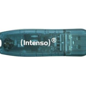 USB FlashDrive 4GB Intenso RAINBOW LINE Blister