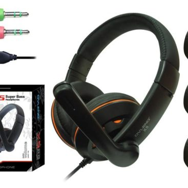 headsets ovleng x-5 for computer with microphone