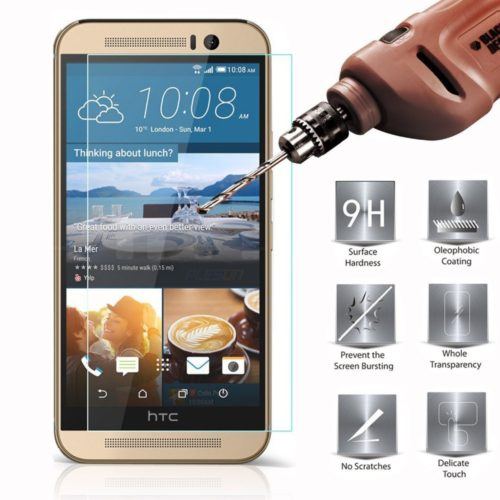 glass protector detech tempered glass for htc desire 816/820