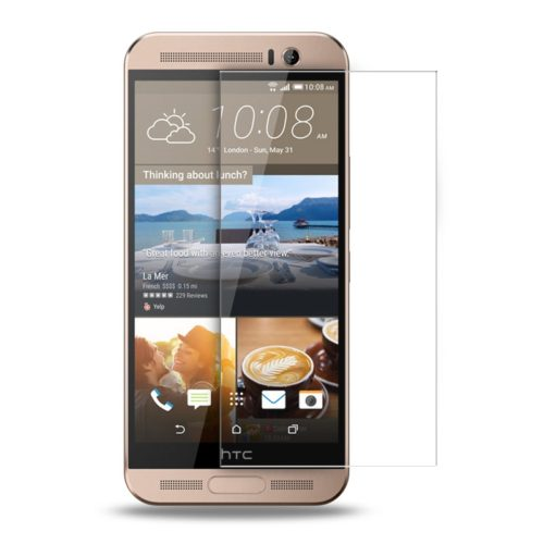 glass protector detech tempered glass for htc one me