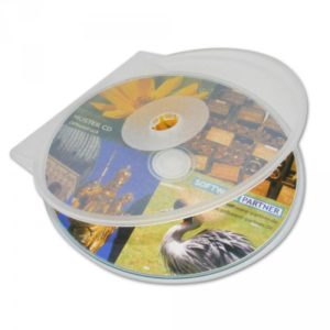 CD Shell Case 100 St XS00302