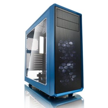 Case Fractal Design Focus G Blue Window FD-CA-FOCUS-BU-W