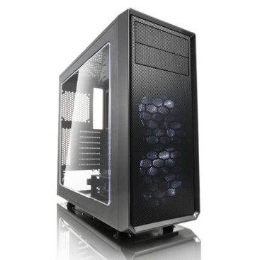 Case Fractal Design Focus G Gray Window FD-CA-FOCUS-GY-W