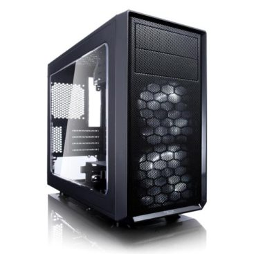 Case Fractal Design Focus G Mini Black Window FD-CA-FOCUS-MINI-BK-W