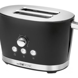 Clatronic Toaster TA 3690 Black