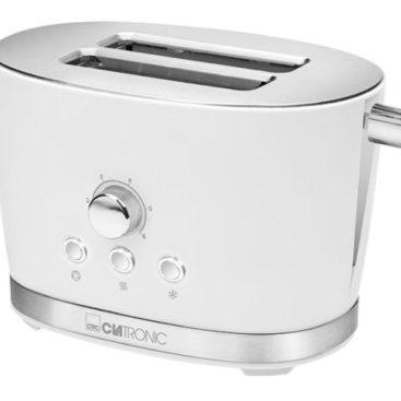 Clatronic Toaster TA 3690 White