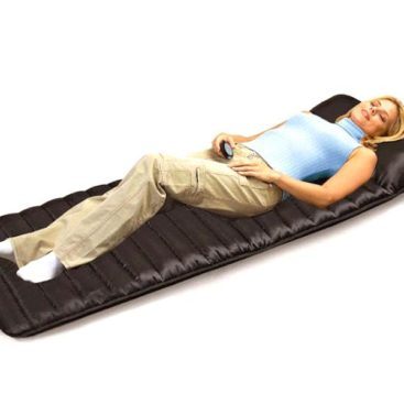 Electric Massage Mattress with Head function