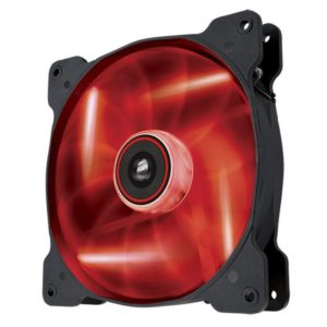 Fan Corsair Air Series AF140 LED Red Quiet Edition CO-9050017-RLED