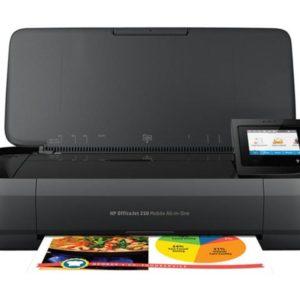 HP Officejet 250 Mobildrucker - Multifunktionsgerät CZ992A#BHC