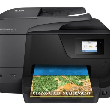 HP Officejet Pro 8710 All-in-One - Multifunktionsgerät