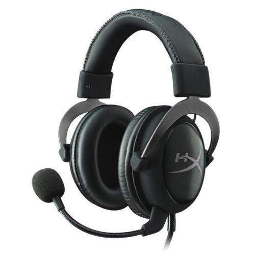 Headset Kingston HyperX Cloud II Pro Gaming Headset (Gun Metal) KHX-HSCP-GM