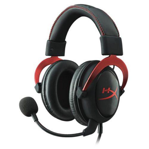 Headset Kingston HyperX Cloud II Pro Gaming Headset (Red) KHX-HSCP-RD