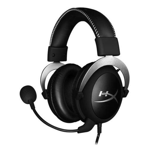 Headset Kingston HyperX CloudX Gaming Headset (Silver) HX-HSCX-SR