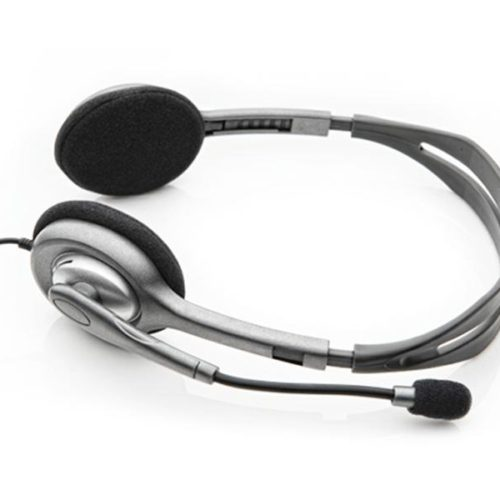 Headset Logitech H111 Stereo Headset 981-000593