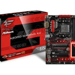 Mainboard ASROCK Fatal1ty AB350 Gaming K4 90-MXB530-A0UAYZ