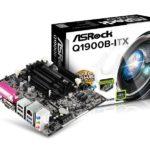 Mainboard ASROCK Q1900B-ITX 90-MXGTR0-A0UAYZ