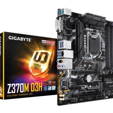 Mainboard Gigabyte Z370M D3H GA-Z370M-D3H