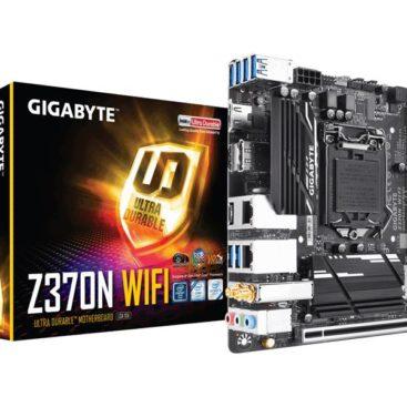 Mainboard Gigabyte Z370N WIFI GA-Z370N-WIFI