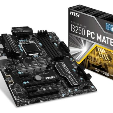 Mainboard MSI B250 PC Mate ATX 7A72-003R