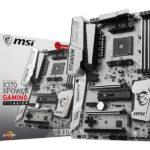 Mainboard MSI X370 XPOWER GAMING TITANIUM 7A31-001R
