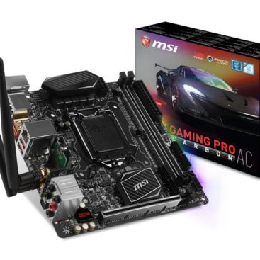 Mainboard MSI Z270I GAMING PRO CARBON AC 7A66-001R