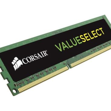 Memory Corsair ValueSelect DDR4 2133MHz 16GB CMV16GX4M1A2133C15
