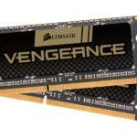 Memory Corsair Vengeance SO-DDR3L 1600MHz 8GB (2x 4GB) CMSX8GX3M2B1600C9