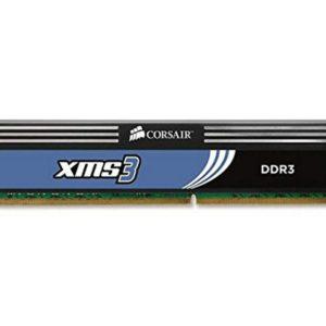 Memory Corsair XMS3 DDR3 1333MHz 4GB CMX4GX3M1A1333C9