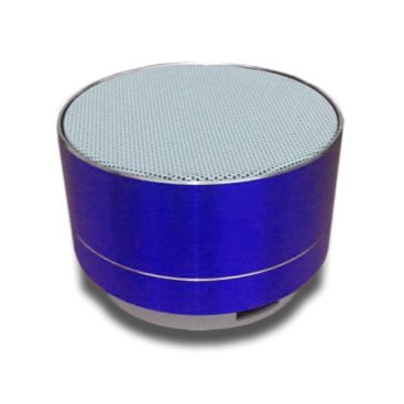 Music Speaker with Bluetooth (Blue)