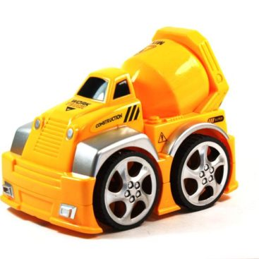 RC Piquant Truck Mixer -yellow - MYX906-2A