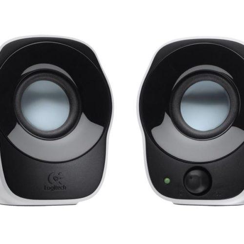 Speakers Logitech Z120 White 980-000513