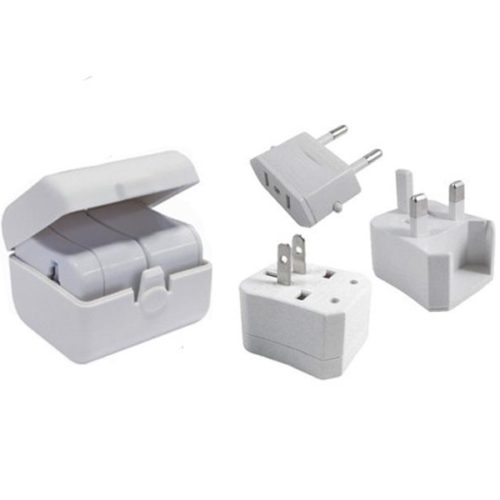 Travel Adapter EU-UK-US-AU (C108A)