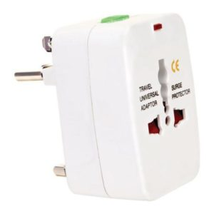 Travel Adapter EU-UK-US-CN-JAP-AU-SP (C110A)