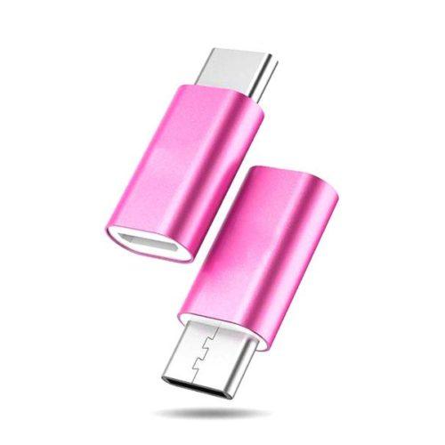 USB Type-C - USB Micro Adapter (Rosered