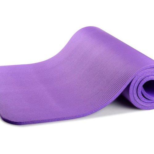 Yoga mat 185x60x1cm (Purple)