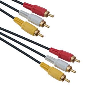 cable detech 3rca 3rca