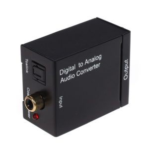 digital audio analog converter dt