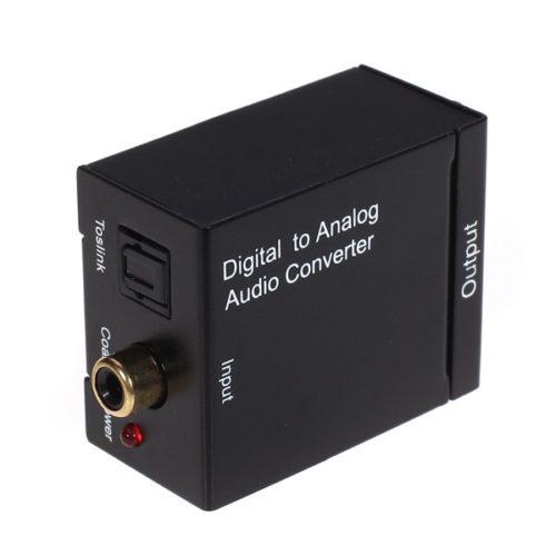 digital audio analog converter dt