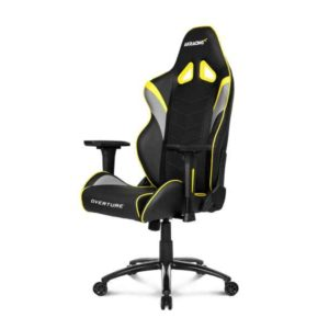AKRacing Overture PC gaming chair Upholstered padded seat AK-OVERTURE-YL