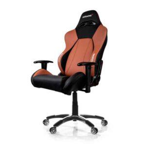 AKRacing Premium V2 Gaming Chair Black Brown AK-7001-BB