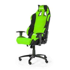 AKRacing Prime Gaming Chair Black Green AK-K7018-BG