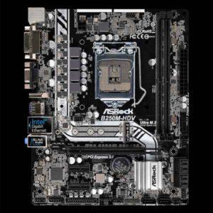 ASRock B250M-HDV Intel B250 LGA 1151 (Socket H4) microATX motherboard 90-MXB3J0-A0UAYZ