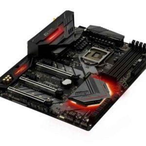 ASRock Fatal1ty Z370 Professional Gaming i7 LGA 1151 (Socket H4) ATX motherboard 90-MXB680-A0UAYZ
