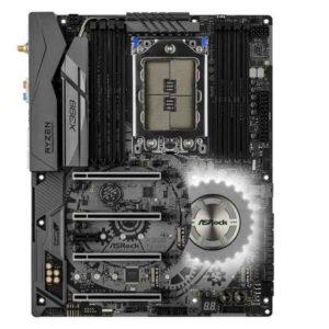 ASRock X399 Taichi AMD X399 Socket AM3+ ATX motherboard 90-MXB5R0-A0UAYZ