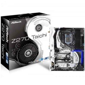 ASRock Z270 Taichi Intel Z270 LGA 1151 (Socket H4) ATX motherboard 90-MXB4P0-A0UAYZ