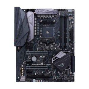 ASUS CROSSHAIR VI HERO AMD X370 Socket AM4 ATX motherboard 90MB0SC0-M0EAY0