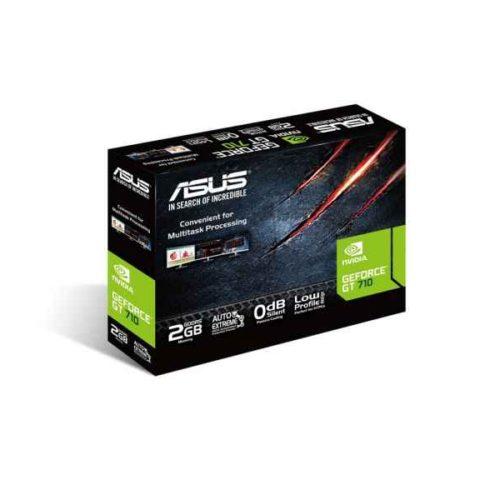 ASUS GT710-SL-2GD5 GeForce GT 710 2GB GDDR5 90YV0AL3-M0NA00
